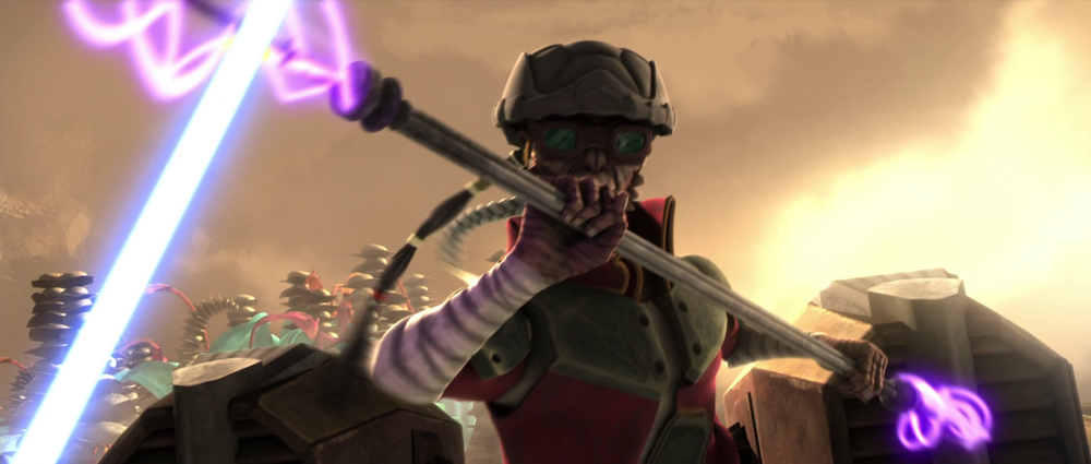 Star Wars The Clone Wars: Bounty Hunters