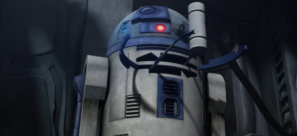 Star Wars The Clone Wars: R2 Come Home