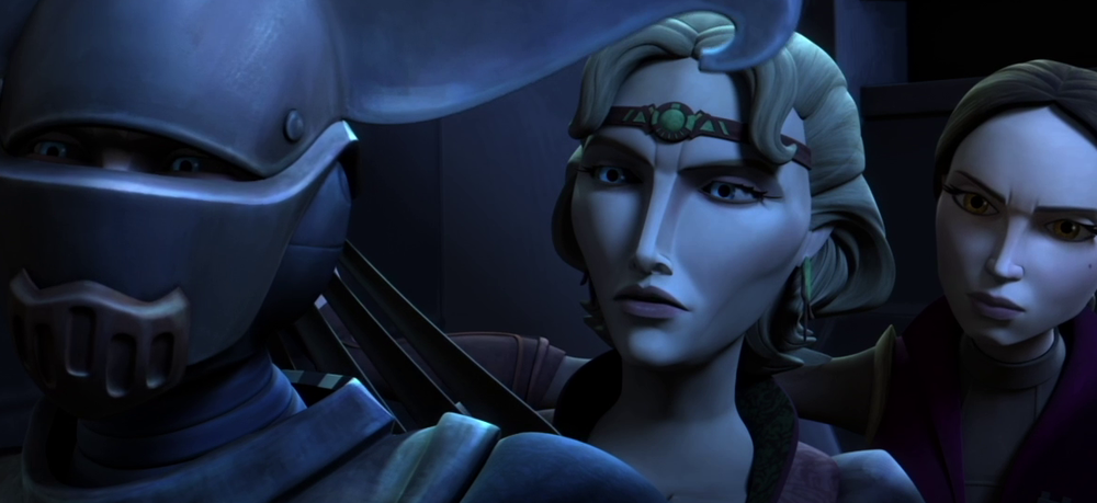Star Wars The Clone Wars: Corruption