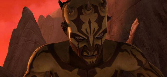 Star Wars The Clone Wars: Monster