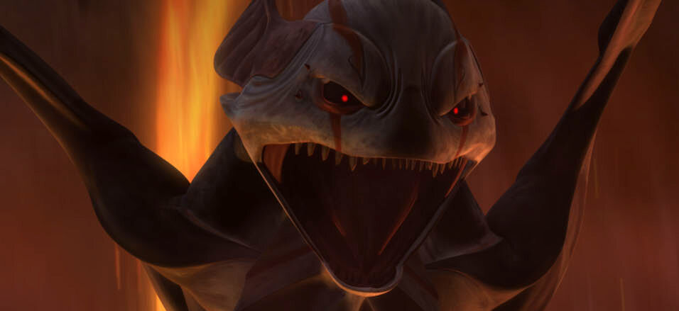 Star Wars The Clone Wars: Ghosts of Mortis