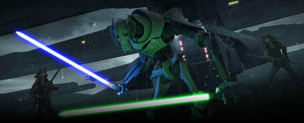 Star Wars The Clone Wars: Shadow Warrior