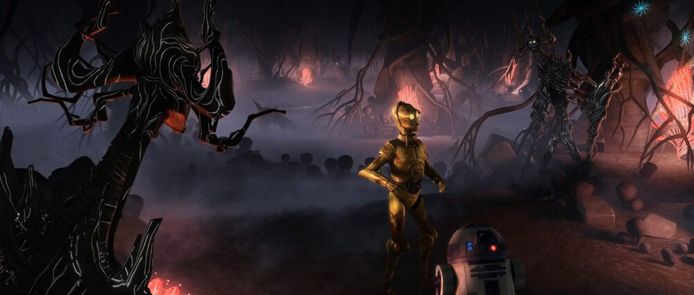 Star Wars The Clone Wars: Mercy Mission