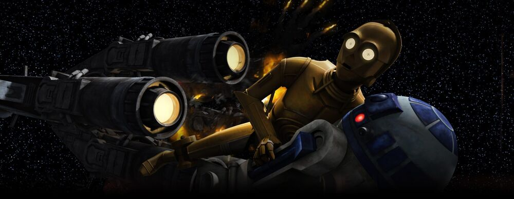 Star Wars The Clone Wars: Nomad Droids