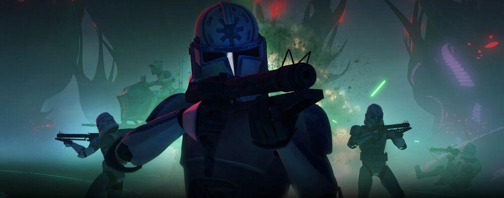 Star Wars The Clone Wars: Darkness on Umbara