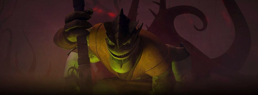 Star Wars The Clone Wars: Carnage of Krell