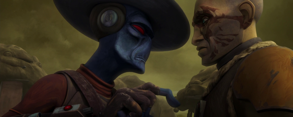 Star Wars The Clone Wars: Friends and Enemies