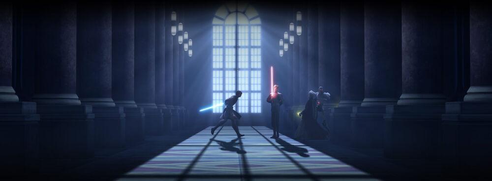 Star Wars The Clone Wars: Crisis on Naboo