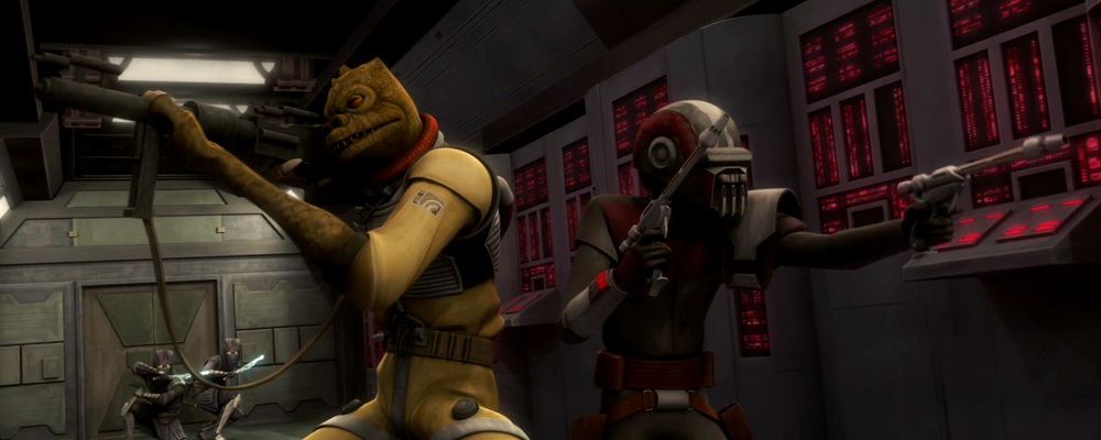 Star Wars The Clone Wars: Bounty