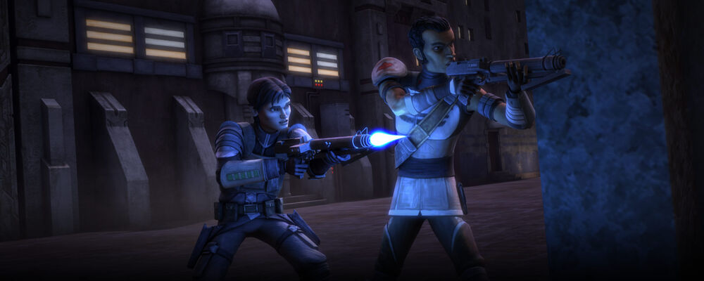 Star Wars The Clone Wars: Front Runners