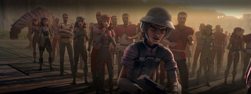 Star Wars The Clone Wars: The Soft War