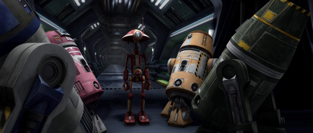 Star Wars The Clone Wars: Secret Weapons