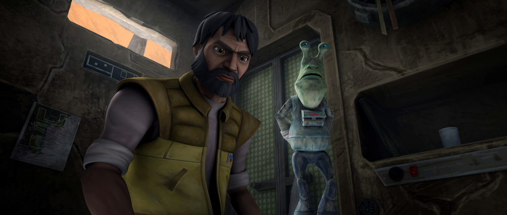 Star Wars The Clone Wars: Missing in Action