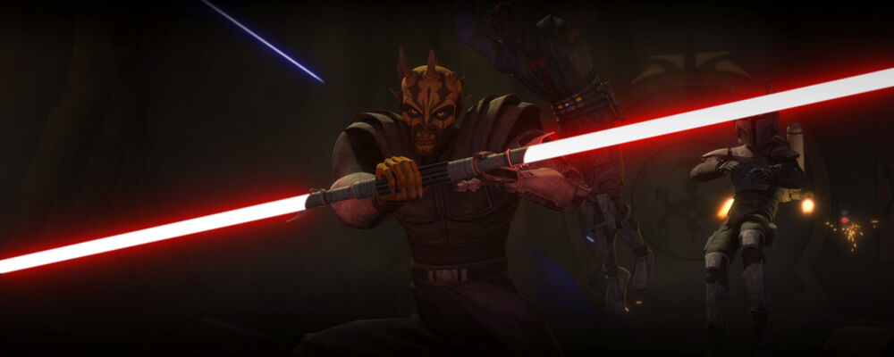 Star Wars The Clone Wars: Eminence