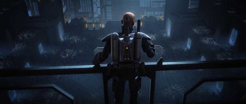 Star Wars The Clone Wars: Shades of Reason