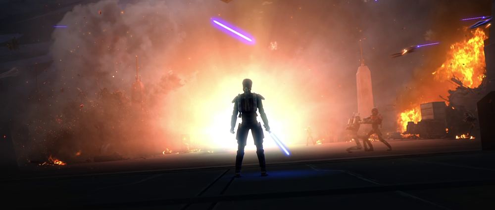 Star Wars The Clone Wars: The Lawless
