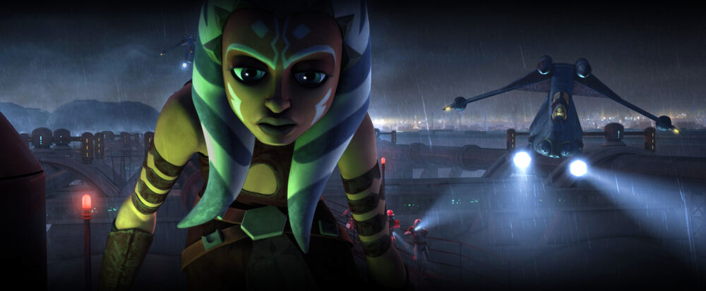 Star Wars The Clone Wars: The Jedi Who Knew Too Much
