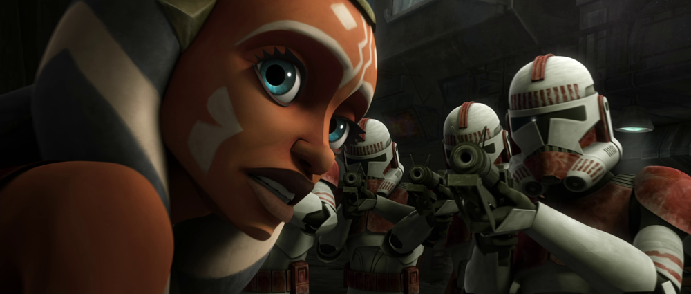 Star Wars The Clone Wars: To Catch a Jedi