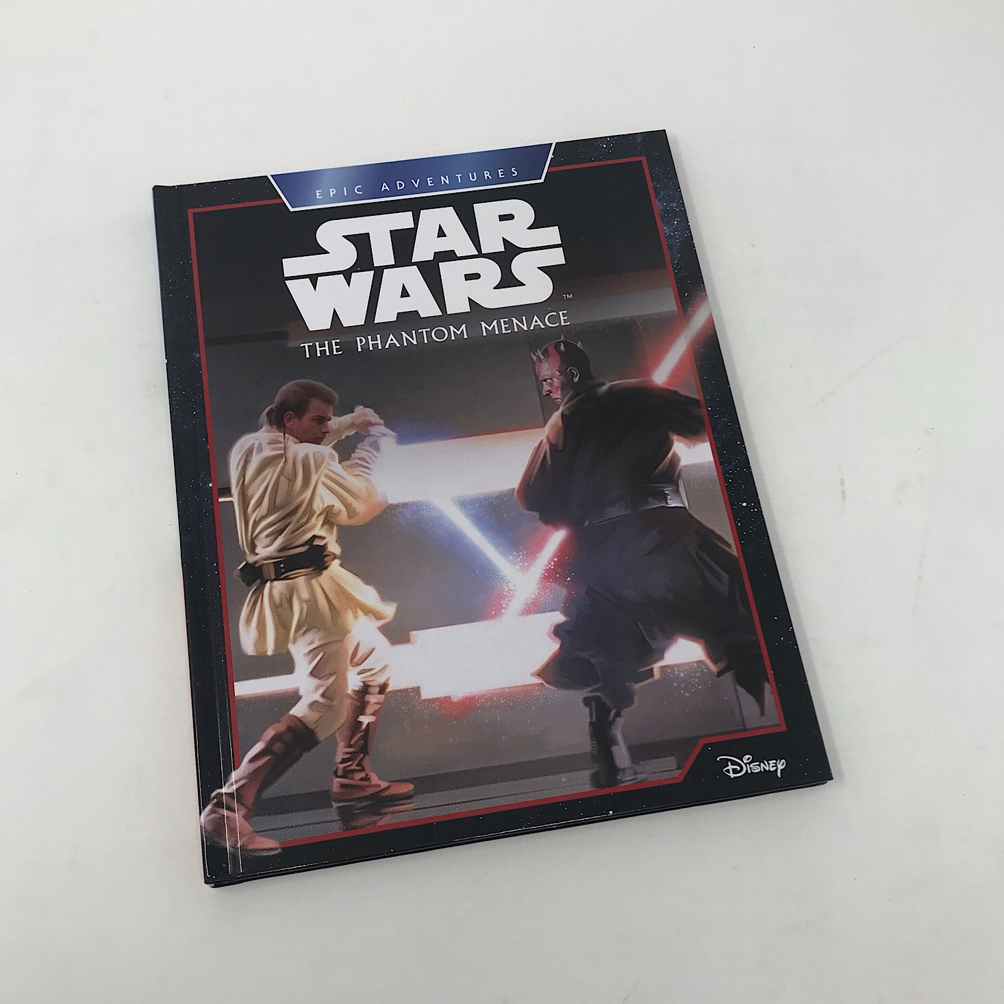 Star Wars Epic Adventures: The Phantom Menace