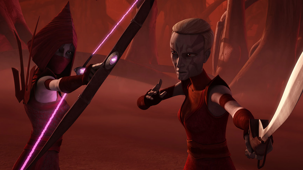 Star Wars The Clone Wars: Nightsisters
