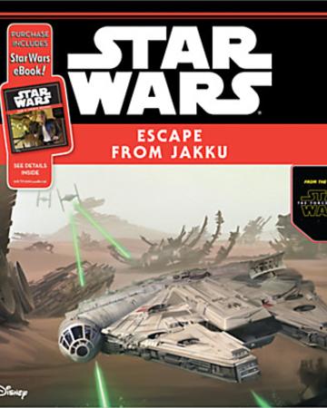 Star Wars: Escape From Jakku