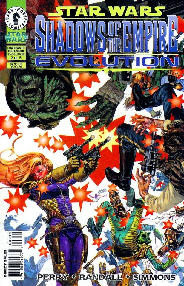 Star Wars Shadows of the Empire: Evolution 2