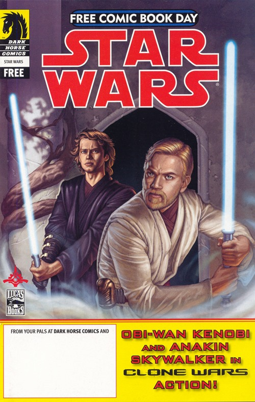 Star Wars Clone Wars: Brothers in Arms (Free Comic Book Day)
