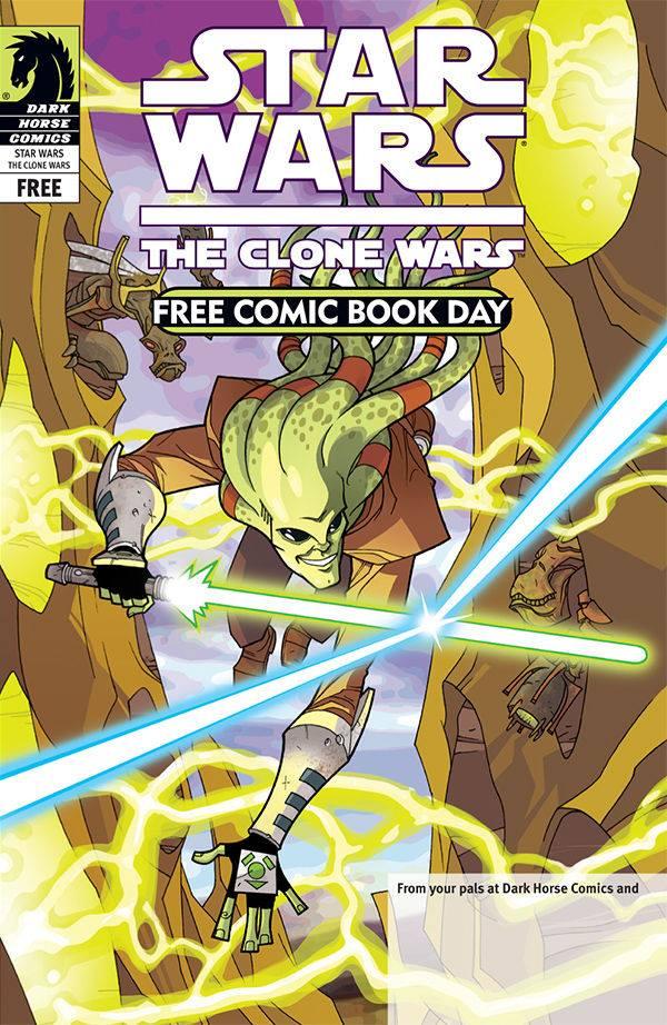 Star Wars Free Comic Book Day 2009