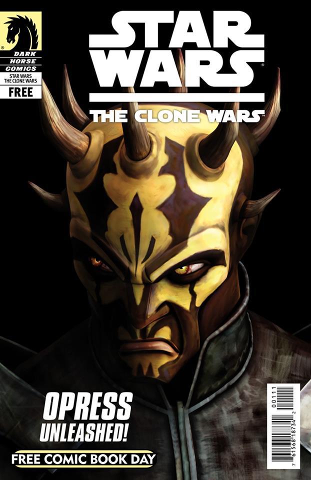 Star Wars Free Comic Book Day 2011