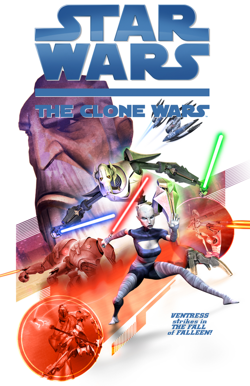 Star Wars The Clone Wars: The Fall of Falleen