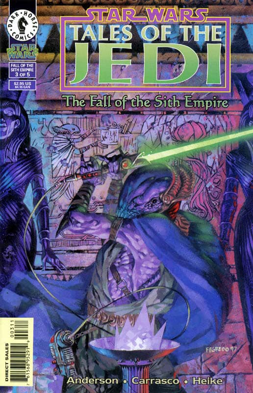 Star Wars Tales of the Jedi: The Fall of the Sith Empire 3