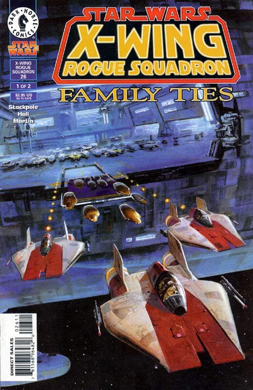 Star Wars X-Wing Rogue Squadron: Family Ties