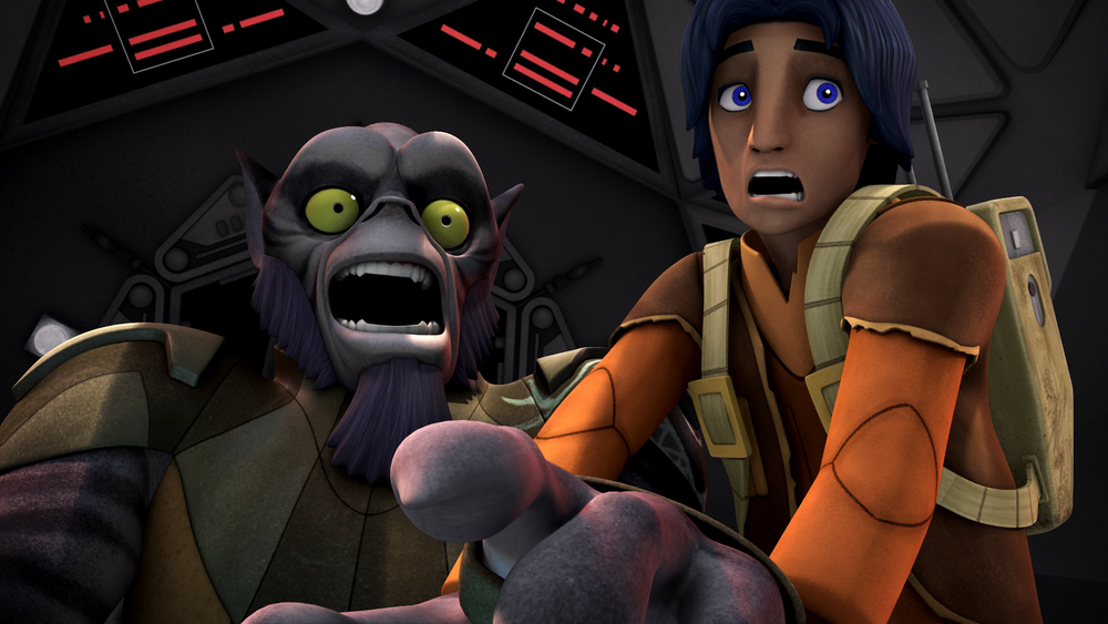 Star Wars Rebels: Fighter Flight