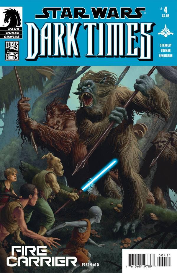 Star Wars Dark Times: Fire Carrier 4