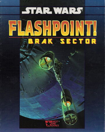 Star Wars: Flashpoint - Brak Sector