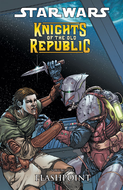 Star Wars Knights of the Old Republic: Volume 2 - Flashpoint