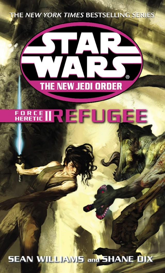 Star Wars The New Jedi Order: Force Heretic - Refugee