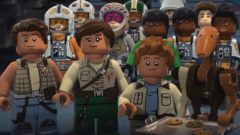 Lego Star Wars The Freemaker Adventures: A Perlious Rescue