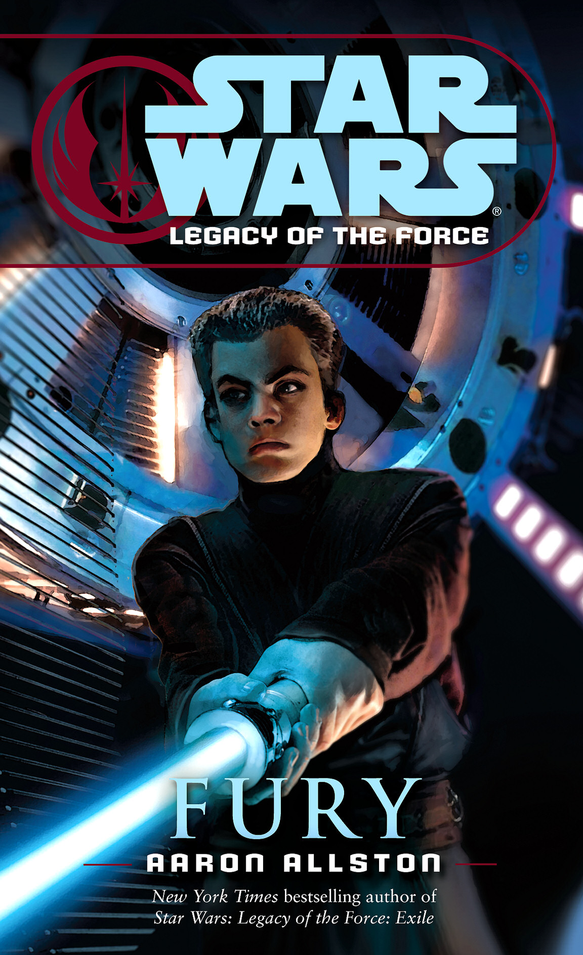 Star Wars Legacy of the Force: Fury