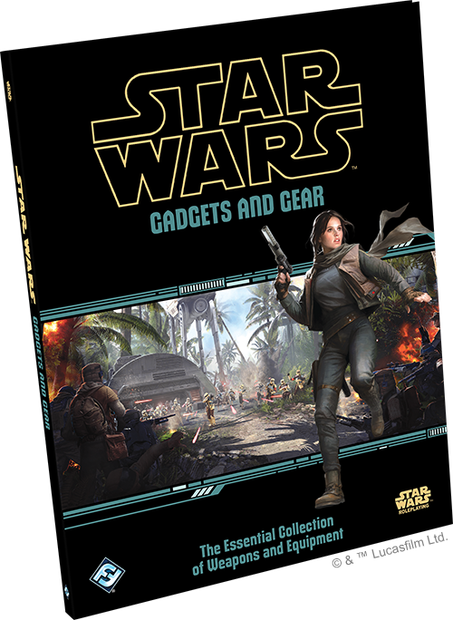 Star Wars: Gadgets and Gear