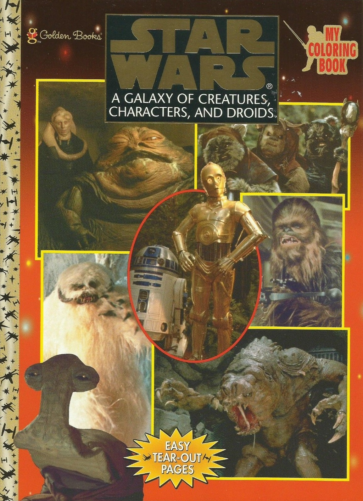Star Wars: A Galaxy of Creatures, Characters, and Droids