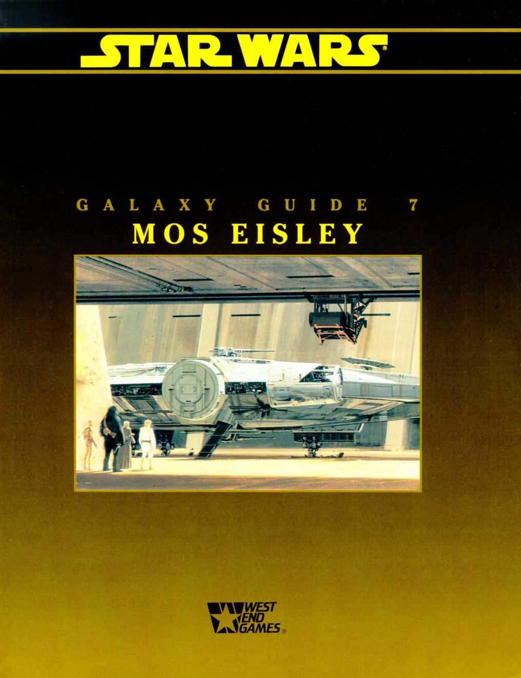 Star Wars Galaxy Guide 7: Mos Eisely