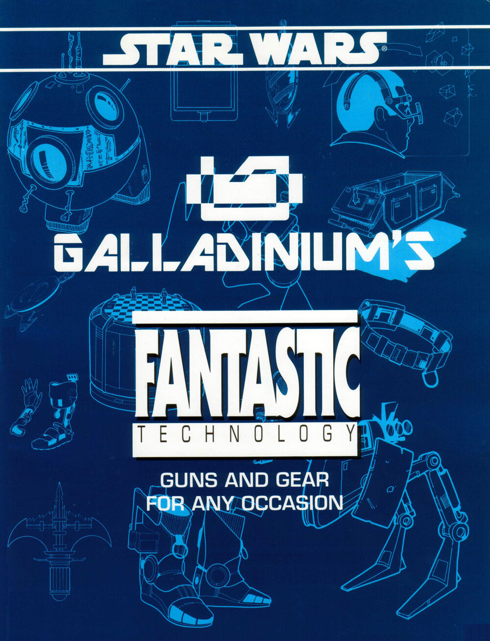 Star Wars: Galladinium's Fantastic Technology