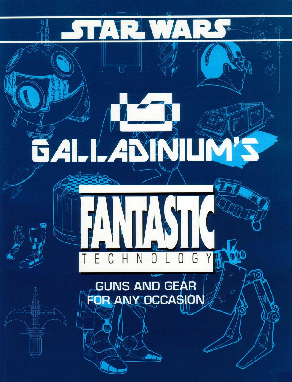 Star Wars: Galladinium's Fantastic Technology