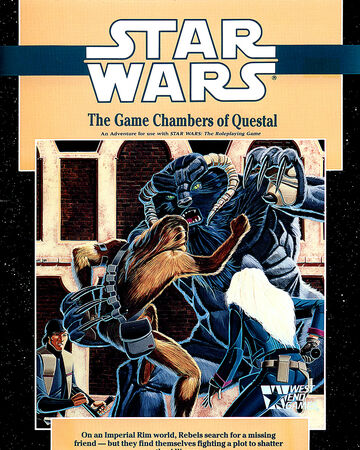 Star Wars: The Game Chambers of Questal