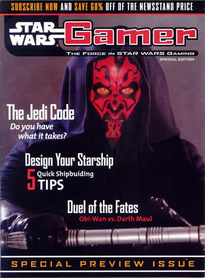 Star Wars Gamer 0