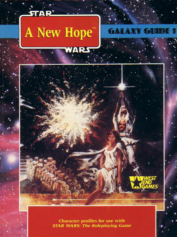 Star Wars Galaxy Guide 1: A New Hope