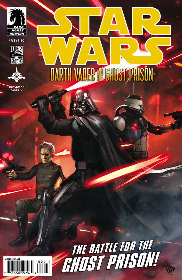 Star Wars: Darth Vader and the Ghost Prison 4