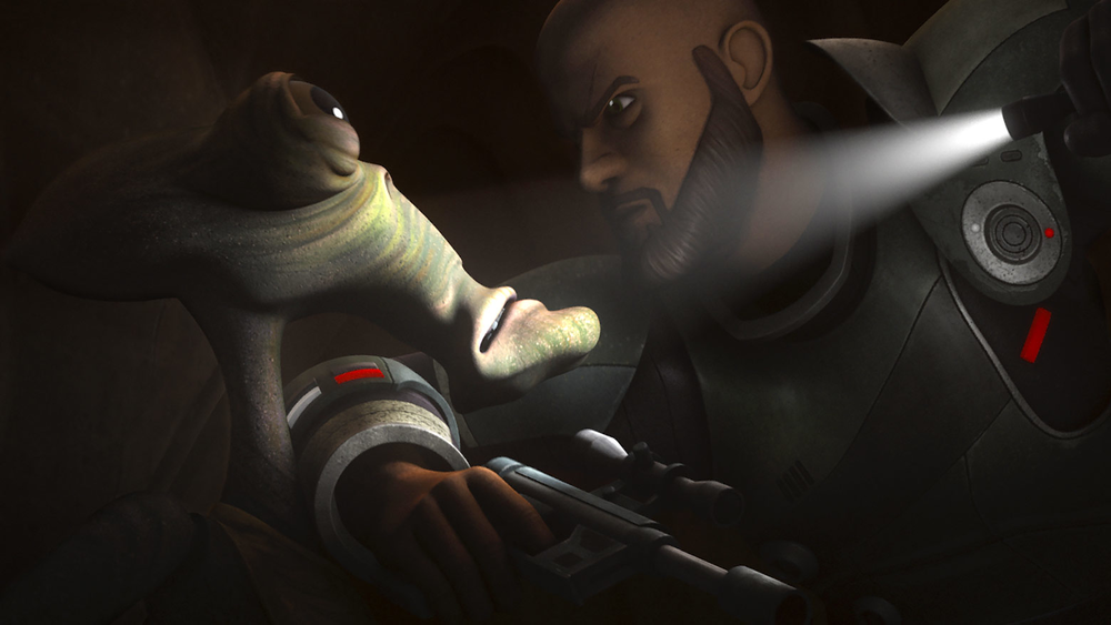 Star Wars Rebels: Ghosts of Geonosis, Part 1