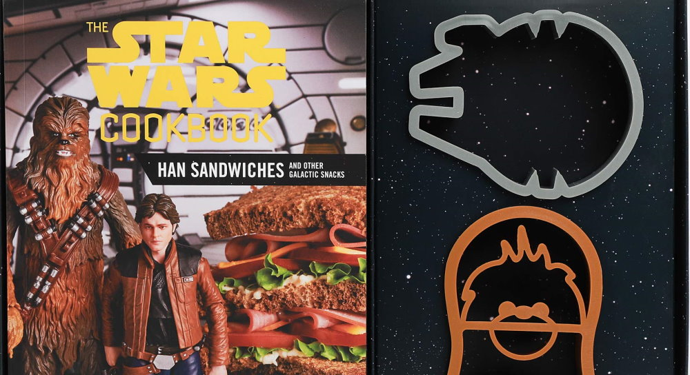The Star Wars Cookbook: Han Sandwiches and Other Snacks
